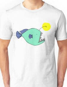 Deep Sea Fish Unisex T-Shirt