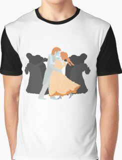 Waltzing Dead Graphic T-Shirt