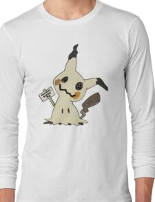 Mimikyu - Love Me Long Sleeve T-Shirt