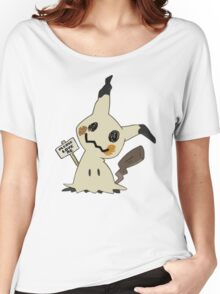 Mimikyu - Love Me Women's Relaxed Fit T-Shirt