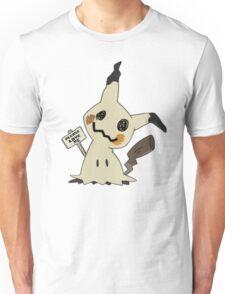 Mimikyu - Love Me Unisex T-Shirt