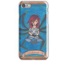 The Black Widow iPhone Case/Skin