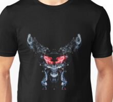 Alien smoke face  Unisex T-Shirt