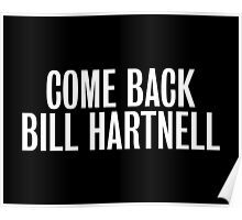 Come Back Bill Hartnell Poster