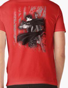 Berserk - The Black Swordsman  Mens V-Neck T-Shirt