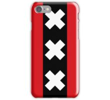 Flag of Amsterdam iPhone Case/Skin