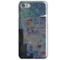 Conurbation 1 iPhone Case/Skin