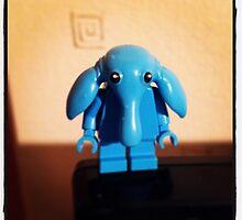 Lego Max Rebo Star Wars by MonkeyFondue