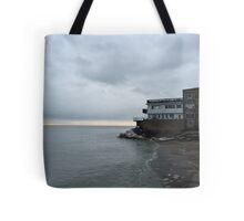 Lake Michigan From Chicago Shore Tote Bag