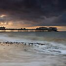 Cromer Pier, Norfolk, United Kingdom by Ursula Rodgers Photography