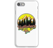 GATLINBURG TENNESSEE GREAT SMOKY MOUNTAINS NATIONAL PARK SMOKIES MOUNTAIN PINES iPhone Case/Skin