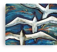 """""""The Strength to rise above....."""" Canvas Print"""