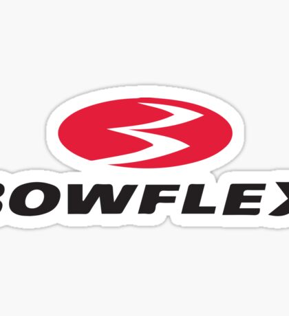 Bowflex Premium Home Exercise Equipment Sticker