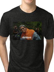 Night Lovell contraband  Tri-blend T-Shirt