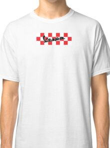 White Red Black Classic T-Shirt