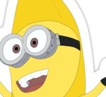 Banana Power! (Minion) Sticker