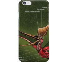 Male Pteranodon Sternbergi Muscles iPhone Case/Skin