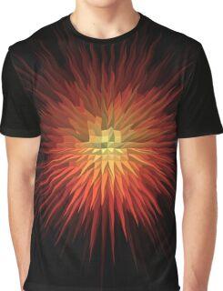 Sun burst Graphic T-Shirt