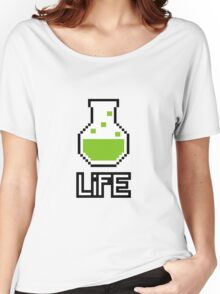 Life Potion Women's Relaxed Fit T-Shirt