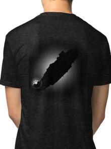 Millennium Falcon Silhouette Tri-blend T-Shirt