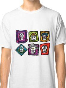 Day of the Dead Sugar Skulls Classic T-Shirt