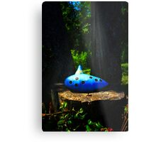 The Ocarina of Time Metal Print