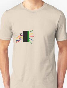If Hippies Controlled TV...  Unisex T-Shirt
