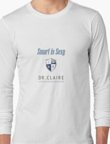 Smart is Sexy Long Sleeve T-Shirt
