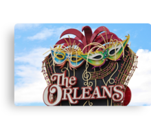 The Orleans Hotel & Casino Canvas Print