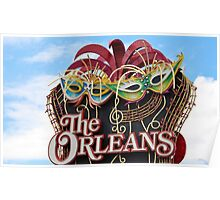 The Orleans Hotel & Casino Poster
