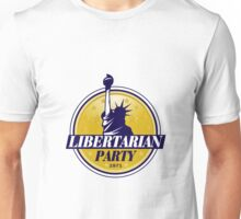 Libertarian Party Unisex T-Shirt