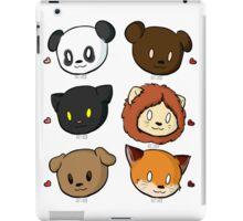 Animal Babies iPad Case/Skin