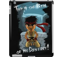 Street Fighter 5 - Chibi Ryu iPad Case/Skin