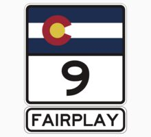 CO-9 Fairplay Colorado Kids Tee