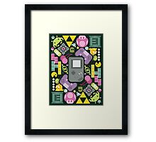 Games People Play Framed Print