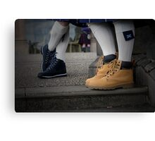 Smart Casual. Canvas Print