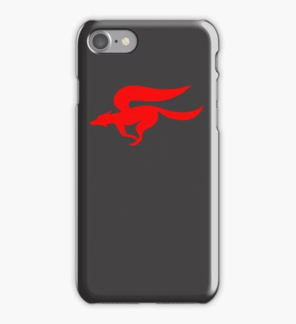 Fox Logo - StarFox Adventures iPhone Case/Skin