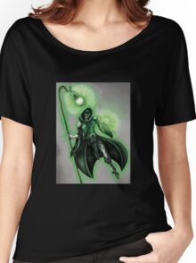 Medieval Green Lantern  Women's Relaxed Fit T-Shirt