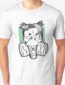 Breathe - Green Unisex T-Shirt