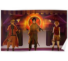 Naruto & Sasuke & Sakura Poster
