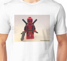 Lego Deathpool  Unisex T-Shirt