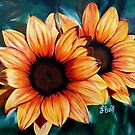 Sunflowers by Laura Bell