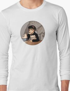 LeafyIsHere - Bleach T-Shirt Black Long Sleeve T-Shirt