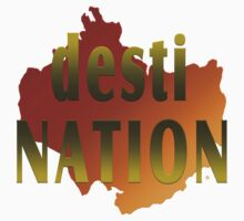 Travel To A Desti Nation by Vy Solomatenko
