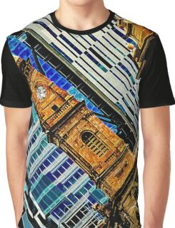 Adelaide Post Office Graphic T-Shirt