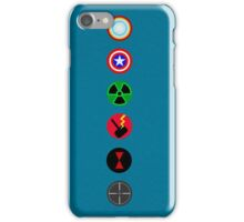 Assembly of Gifted Individuals iPhone Case/Skin