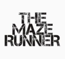 The Maze Runner (Black) by fandomtshirtss