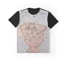 A Cup Of Rat Graphic T-Shirt