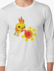 shiny torchic Long Sleeve T-Shirt