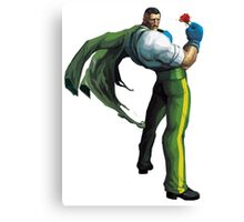 Dudley - Street Fighter Canvas Print